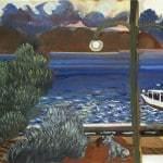 Ζωγραφική στο νησί του Λεμονοδάσους