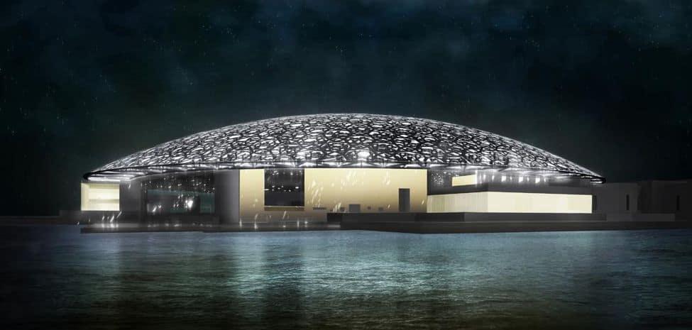 Louvre Abu Dhabi par Jean Nouvel