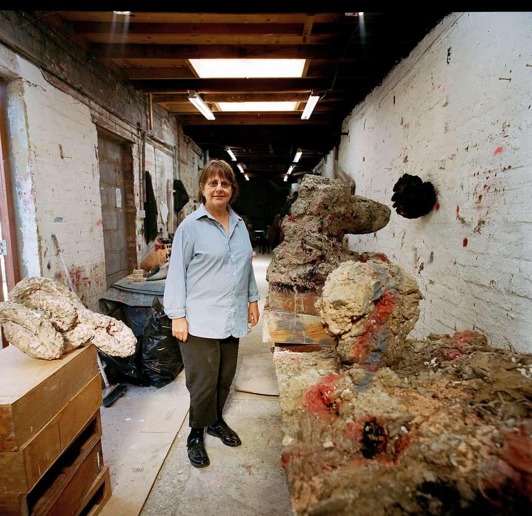 Η Phyllida Barlow θα εκπροσωπήσει τη Μεγάλη Βρετανία στη Μπιενάλε της Βενετίας